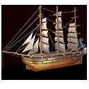 戦列艦の画像