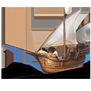 キャラベル船の画像