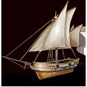 小型漁船の画像
