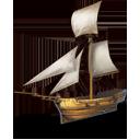 スループ船の画像