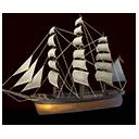 レイジー船の画像