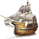 キャラック船の画像