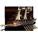 ナポリガレアス船の画像