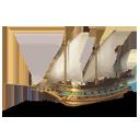 重装甲ジーベック戦艦の画像