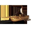 軽ガレー船の画像