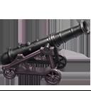 曲射砲の画像