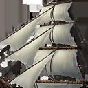 補助帆セットの画像