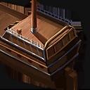 船尾台の画像