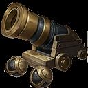 巨獣大砲の画像