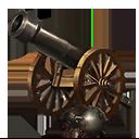 キャノン砲の画像