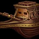 儀礼船首台の画像