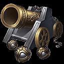 デューク砲の画像