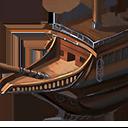 重船首台の画像