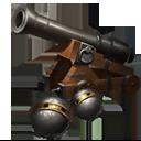 勇敢砲の画像