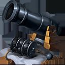 速射散弾砲の画像