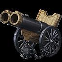 二連弾砲の画像