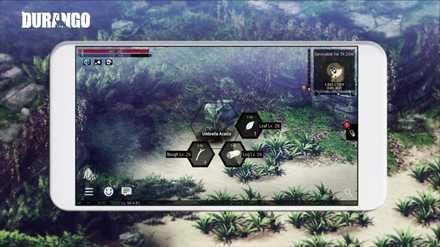デュランゴ ゲーム画面