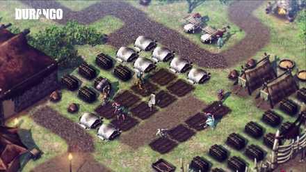 デュランゴ ゲーム画面2