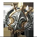 聖騎士団の勲章