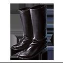生皮の革靴
