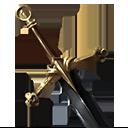 黒刃の両手剣