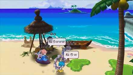 ズンダ ゲーム画面