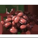 小豆の画像