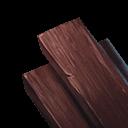 黒檀木の画像