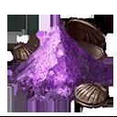 紫色の甲殻類の画像
