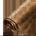ダマシュ織物の画像