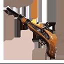 拳銃の画像