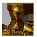黄金の器物の画像