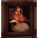 油絵の画像