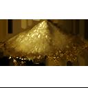 砂金の画像