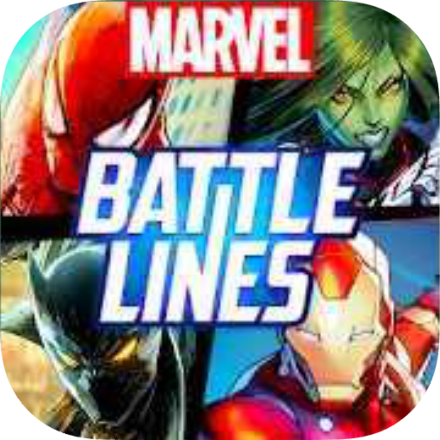 MARVEL Battle Lines(マーベルバトルラインズ)画像