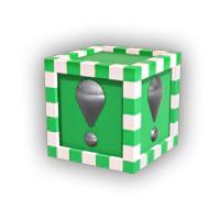 スマブラSPの緑ブロックの画像