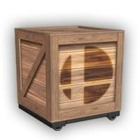 スマブラSPのキャリアーつき箱の画像