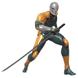 スマブラSPのサイボーグ忍者の画像