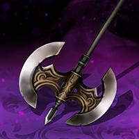 双刃斧の画像
