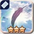 ガルーダの羽根画像
