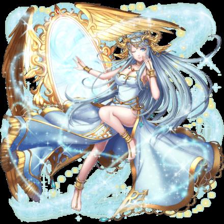 [遠望の女神]カレフティスの画像