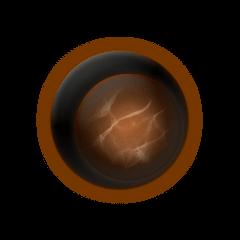 土の進化石(中)の画像