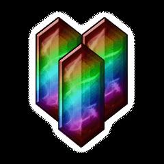 虹の強化石(大)の画像