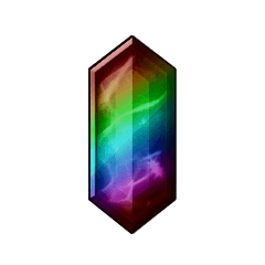 虹の強化石(小)の画像