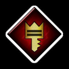火の解放キー(大)の画像