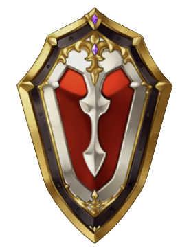 騎士の盾の画像