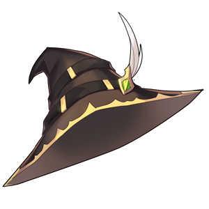 アーチェの帽子の画像