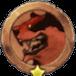 レッドヘルムメダルの画像