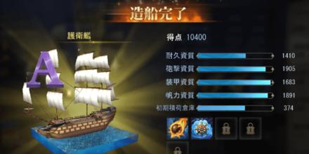 船舶の厳選