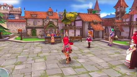 ラグナロクM ゲーム画面2